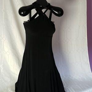 Michael Kors sexy black dress womens size Medium